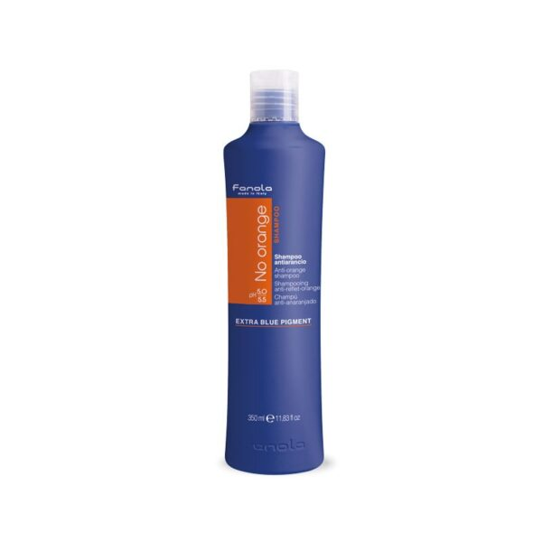 No Orange Σαμπουάν μαλλιών κατά του πορτοκαλί 350ml