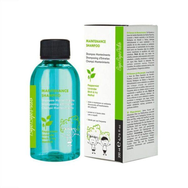Αντιφθειρικό σαμπουάν πρόληψης και καταπολέμησης Μaintence shampoo