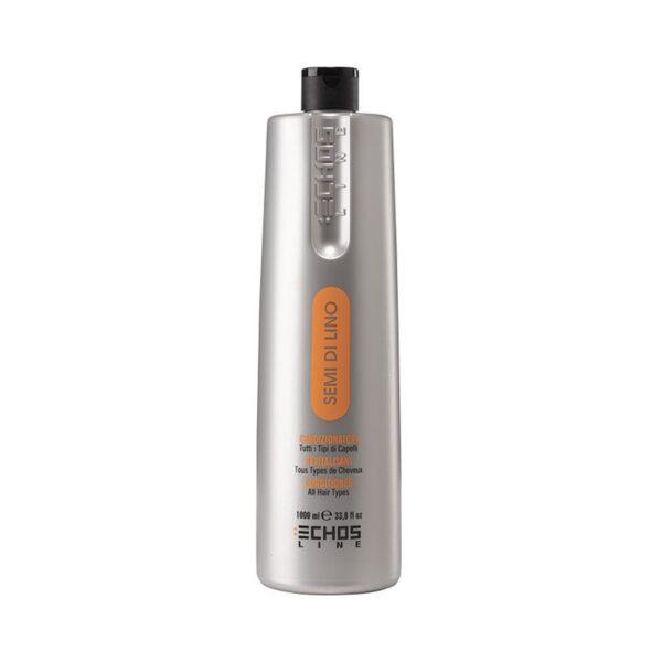 Conditioner για όλους τύπους μαλλιών με Λινέλαιο