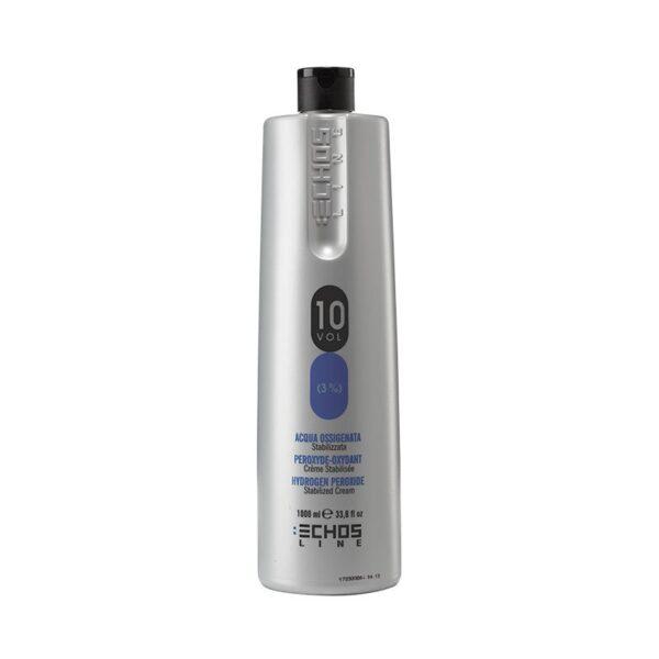 Οξυζενέ για βαφή μαλλιών 10% Volume Echosline
