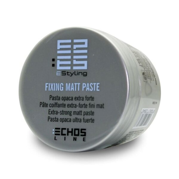 Πάστα μαλλιών με ματ υφή και πολύ δυνατό κράτημα Fixing Matt paste