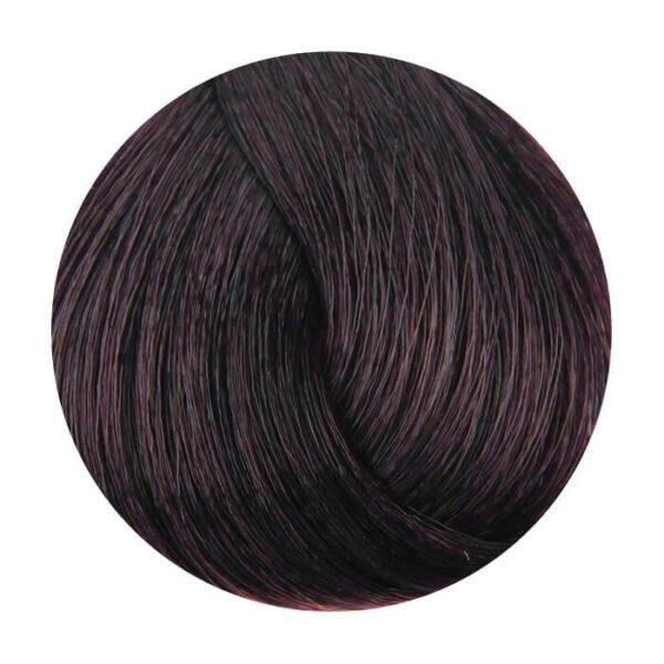 Βαφή μαλλιών Echosline 4.50 Καστανό μαονί έντονο