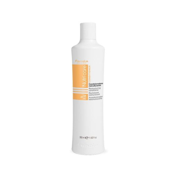 Conditioner μαλλιών για ενυδάτωση και αναδόμηση Nutri care