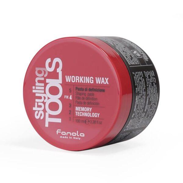 Κερί λάμψης μαλλιών Working Wax