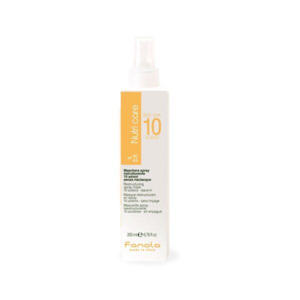 Μάσκα μαλλιών ενυδάτωσης 10 Δράσεων Nutri care