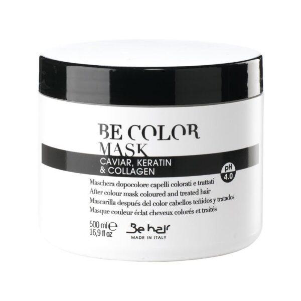 Μάσκα μαλλιών προστασίας χρώματος Be color