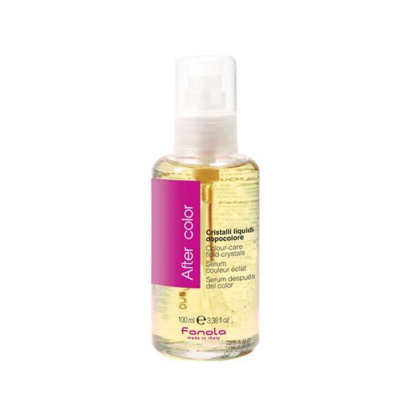 Μετάξι για βαμμένα μαλλιά After Colour με βιταμίνη Ε