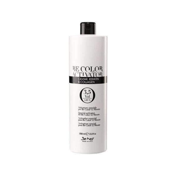 Οξυζενέ για βαφή μαλλιών Be hair 3.5% volume