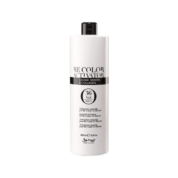 Οξυζενέ για βαφή μαλλιών Be hair 36% volume