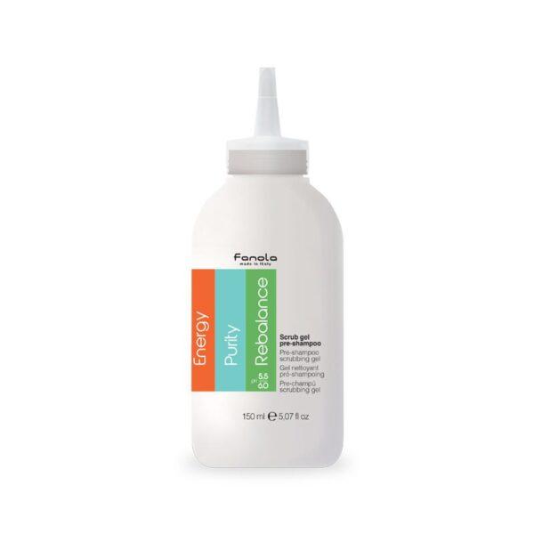 Λοσιόν κατά της ξηροδερμίας peeling pre shampoo