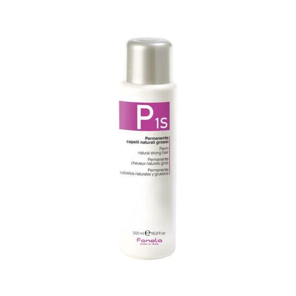 Φάρμακο Περμανάντ P1S για φυσικά δύσκολα μαλλιά Fanola
