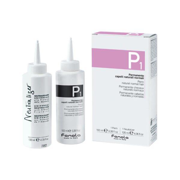 Κίτ Περμανάντ και Φιξάρισμα για φυσικά μαλλιά P1