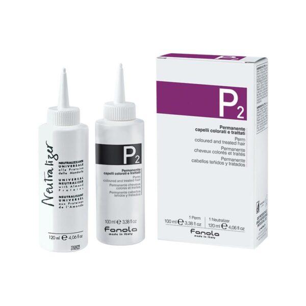 Κίτ Περμανάντ και Φιξάρισμα για βαμμένα μαλλιά P2