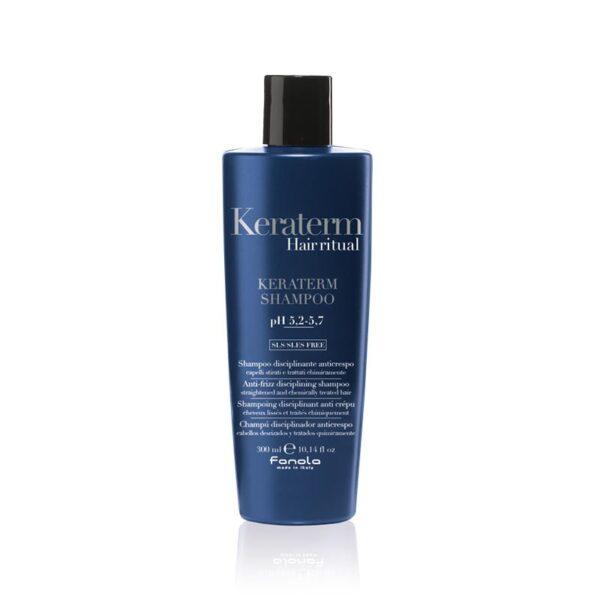 Σαμπουάν μαλλιών λειάνσης και συντήρησης θεραπείας Brazilian Keraterm