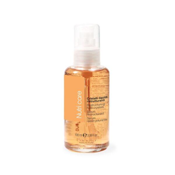 Μετάξι μαλλιών αναδόμησης με aloe vera Nutri care