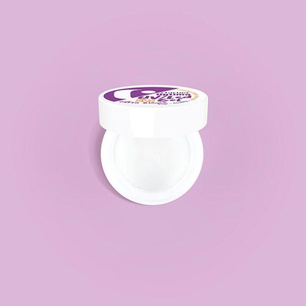 Gel νυχιών χτισίματος Φόρμουλα Uv/Led λευκό γαλλικού Optima