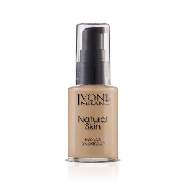 Υγρό make up με κρεμώδη υφή για ματ αποτέλεσμα Natural Skin