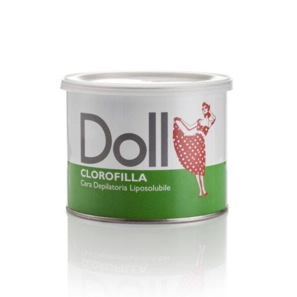 Κερί αποτρίχωσης βάζο λιποδιαλυτό χλωροφύλλι Doll