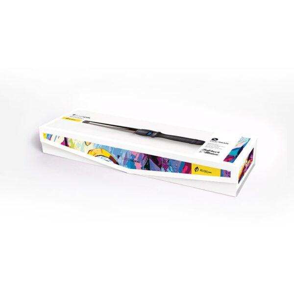Κώνος μπούκλας τιτανίου με ψηφιακή οθόνη Loop up XXL