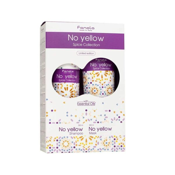 No Yellow Spicy Collection Kit