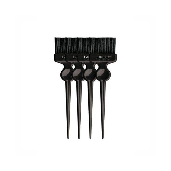 Πινέλο βαφής μαλλιών εργονομικό μαύρο χρώμα Bifull