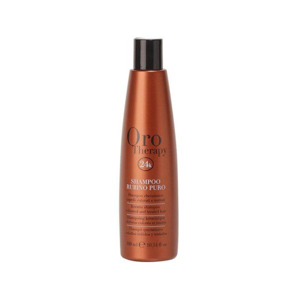 Σαμπουάν για βαμμένα μαλλιά Rubino