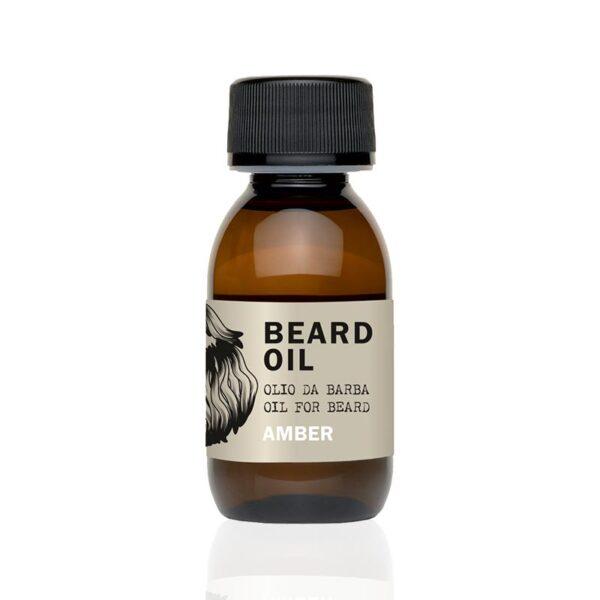 Λάδι περιποιήσης γενειάδας Dear Beard oil amber