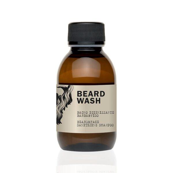 Σαμπουάν γενειάδας Beard wash
