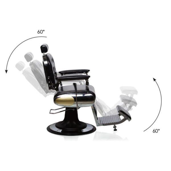 Κάθισμα κουρείου Αntonio
