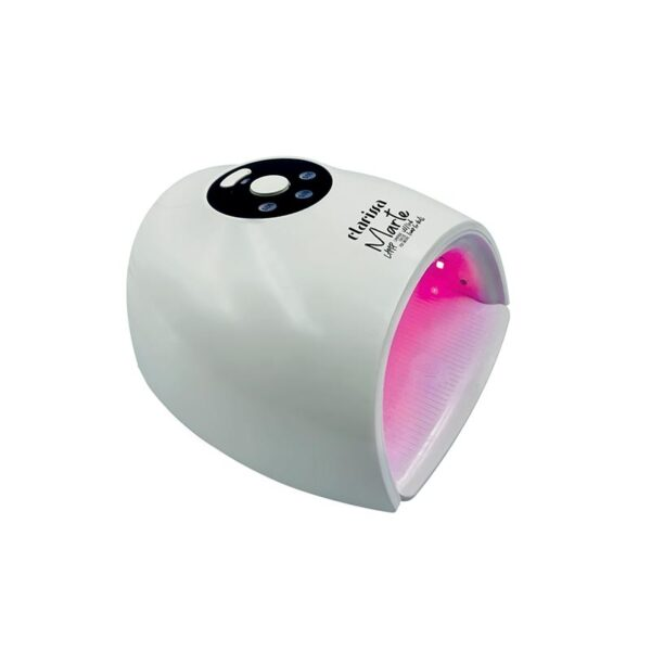 Λάμπα πολυμερισμού Gel UV/LED με κόκκινο φωτισμό Marte Lamp