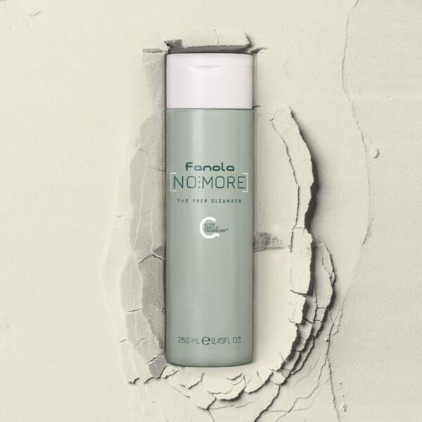 Σαμπουάν μαλλιών καθαριστικό και πειθαρχίας No more prep cleanser
