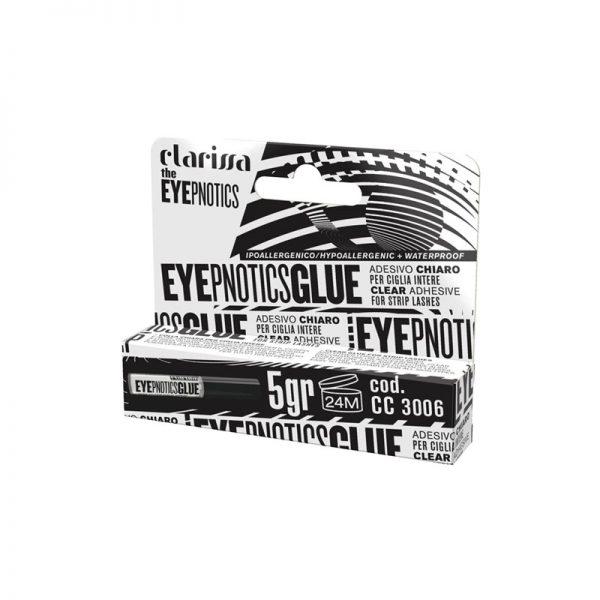 Κόλλα ψεύτικων βλεφαρίδων υποαλλεργική και αδιάβροχη Glue eyepnotics διάφανη