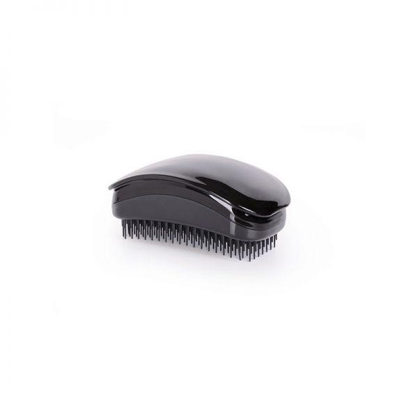 Βούρτσα μαλλιών με αντιστατική δράση μαύρη