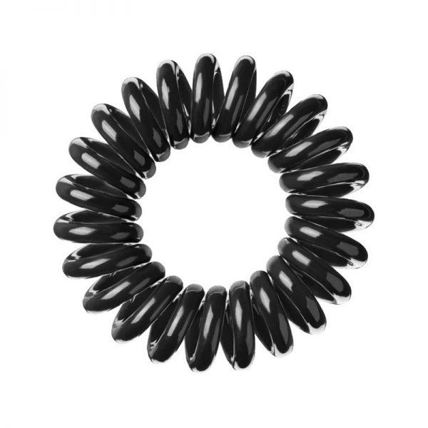 Λαστιχάκι μαλλιών σιλικόνης σπιράλ bobbles hair band 3τμχ