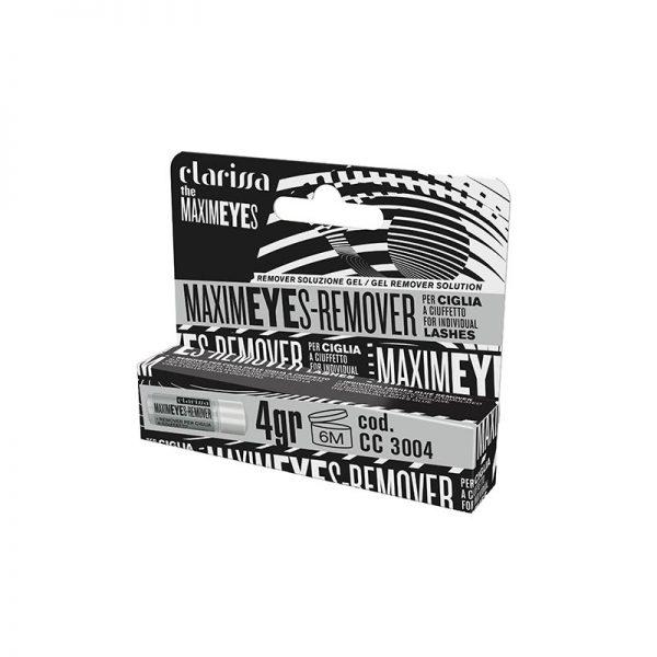 Αφαιρετικό κόλλας για βλεφαρίδες τούφα τούφα Maximeyes Remover