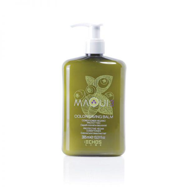 Conditioner για βαμμένα και ντεκαπαρισμένα μαλλιά Maqui 3