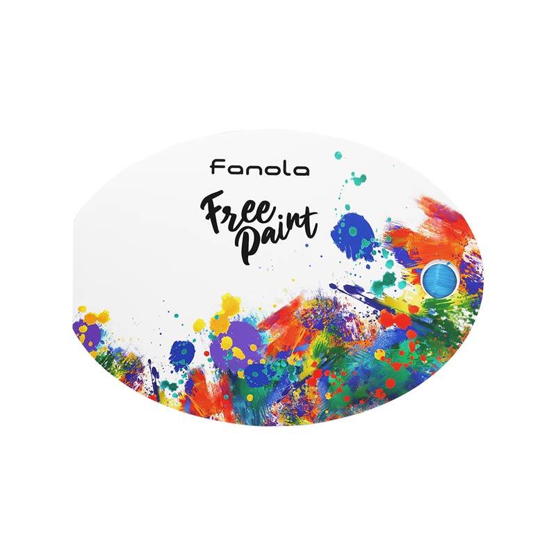 Χρωματολόγιο Free paint ημιμόνιμη βαφή χωρίς αμμωνία