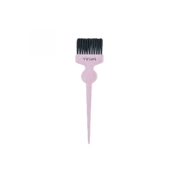 Πινέλο βαφής μαλλιών εργονομικό poppins παστέλ