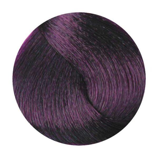 Βαφή μαλλιών 10 λεπτών 5.2 Καστανό ανοιχτό βιολέ Color zoom