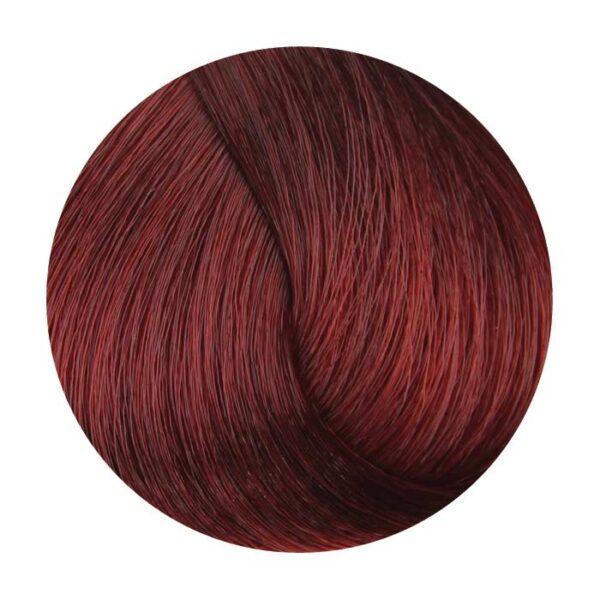 Βαφή μαλλιών 10 λεπτών 6.6 Ξανθό σκούρο κόκκινο Color zoom