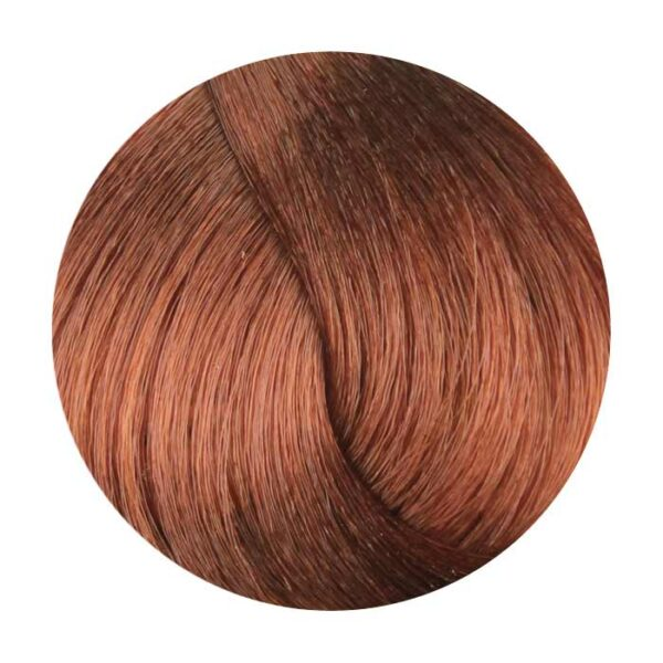 Βαφή μαλλιών 10 λεπτών 7.4 Ξανθό χάλκινο Color zoom