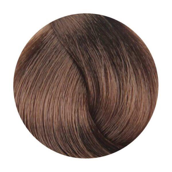Βαφή μαλλιών 10 λεπτών 7.7 Ξανθό καφέ Color zoom