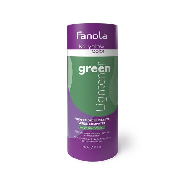 Ντεκαπάζ πράσινο σε σκόνη χωρίς αμμωνία No yellow color
