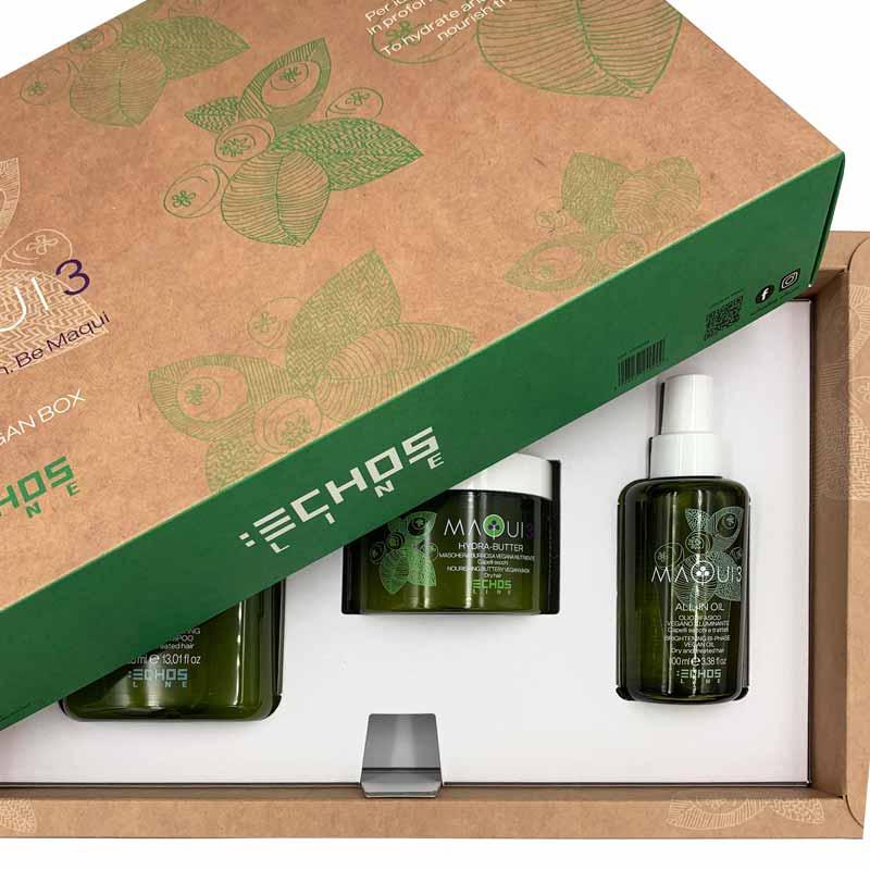 Σετ περιποίησης μαλλιών για βαθιά ενυδάτωση Τhe Hydra Ritual Maqui3