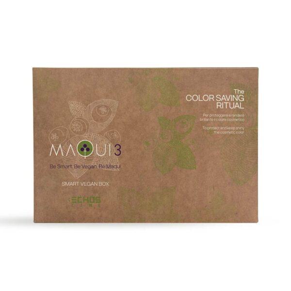 Σετ περιποίησης μαλλιών Τhe Color Saving Ritual Maqui3